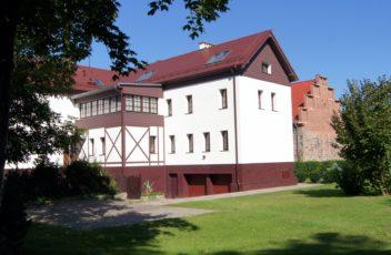 Dom parafialny po przebudowie